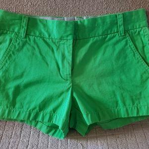 J.Crew Chino Broken-in shorts